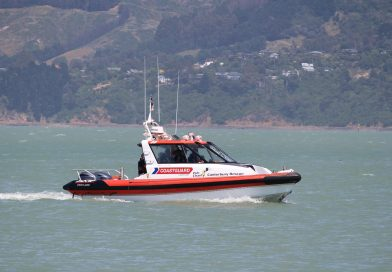 Lyttelton Swimming Health Warning