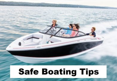 Top 10 tips when heading out on the water this Summer …